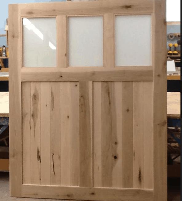 camwood wood door