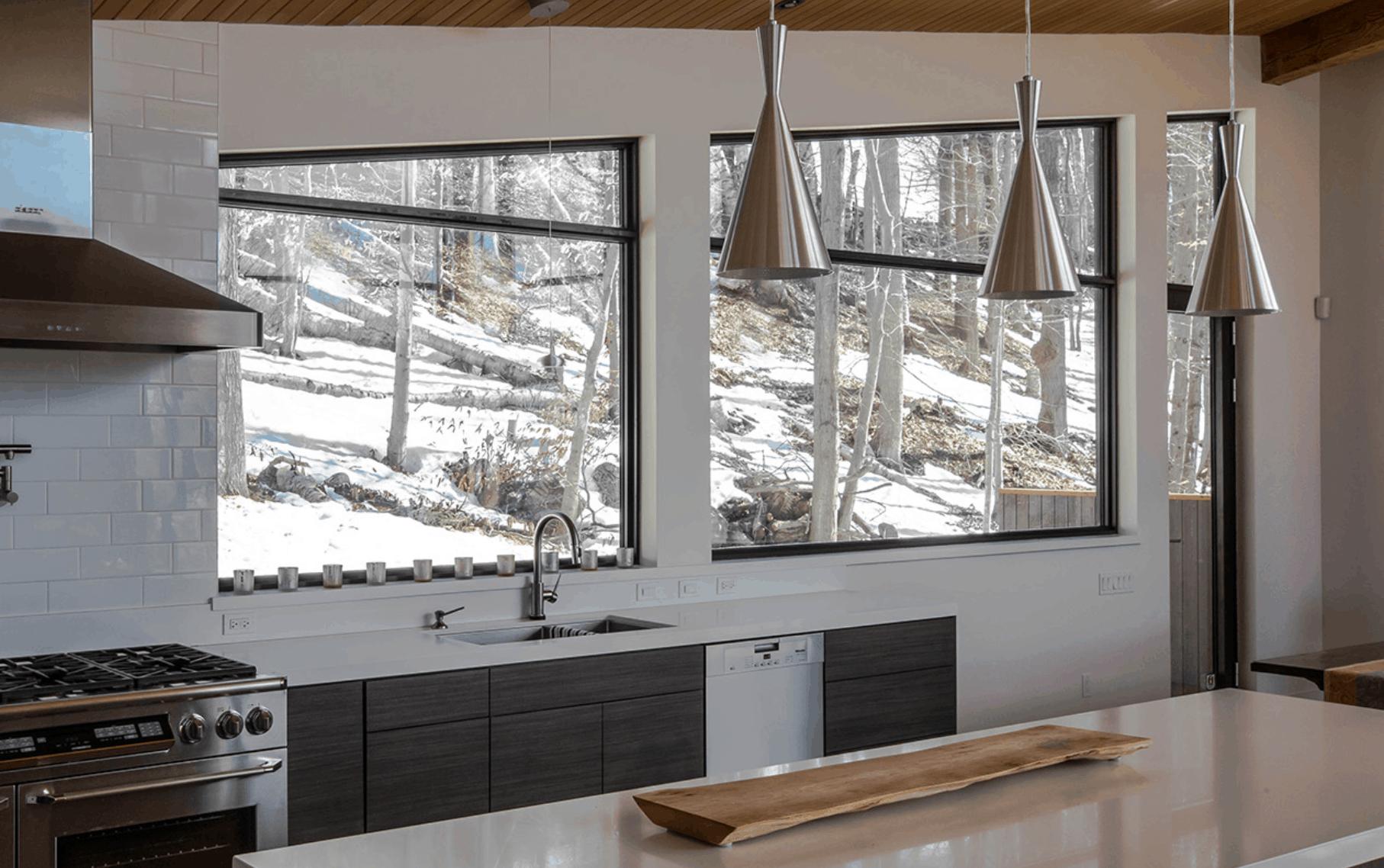 bigfoot windows kitchen